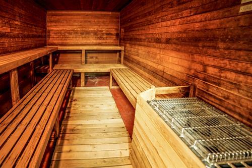 dry sauna