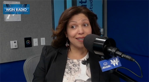 Featured on WGN Radio's Mod Squad show to discuss NW Indiana's housing boom
