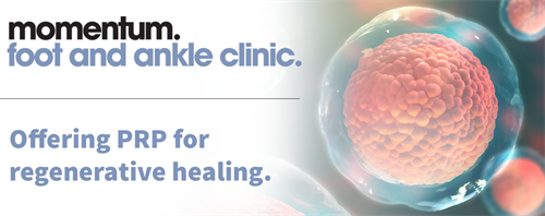 Now Offering PRP for Regenerative Healing