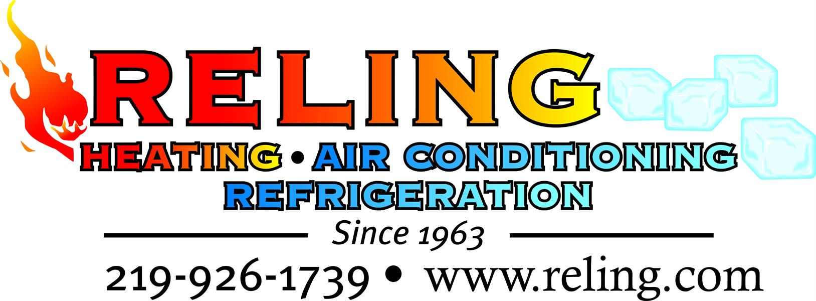 Reling Heating, Air & Refrigeration