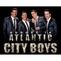 Atlantic City Boys  A Tribute to Frankie Valli & The Four Seasons