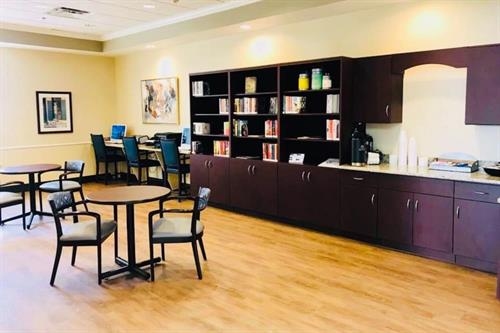 Library / Bistro
