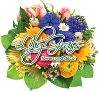 Lilygrass flowers and decor