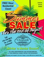 Choptank Cleaning Services & Property Maintenance, LLC - Denton