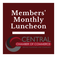 Members' Monthly Luncheon: Ashley Rush & Central Athletics