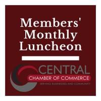 Members' Monthly Luncheon: Legislative Update