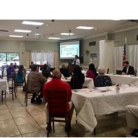 Bodi White, Valarie Hodges, Barry Ivey and Central Officials Present Legislative Updates