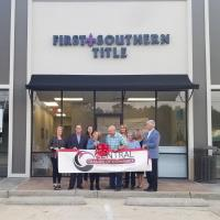 First Southern Title by Whitlow & Simmons Holds Ribbon Cutting and Open House