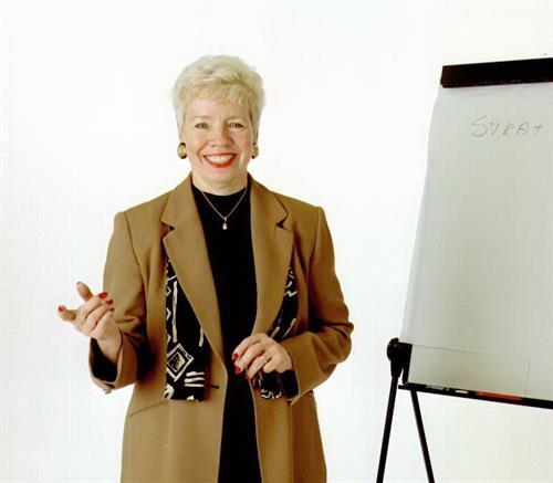 Sally Mizerak, facilittor, speaker, planner