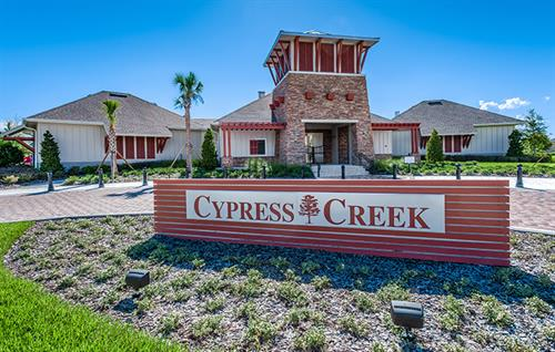 Cypress Creek Clubhouse