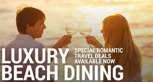 Luxury Romance Dinning