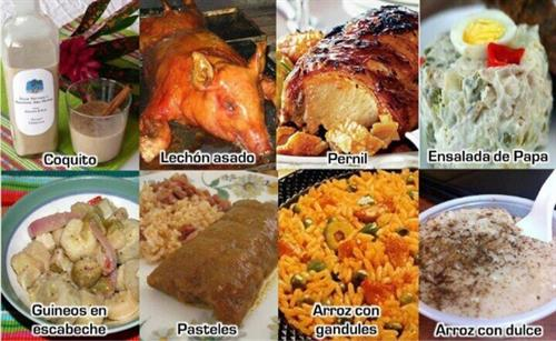 Puerto Rico Traditional Food