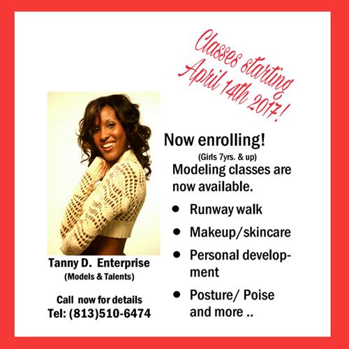 Now Enrolling ! Classes start soon!