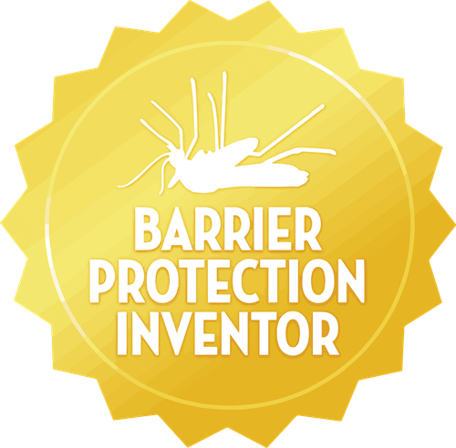 Barrier Treatment Protection Inventor.