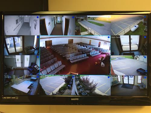 """47"""" LED TV Monitor"""