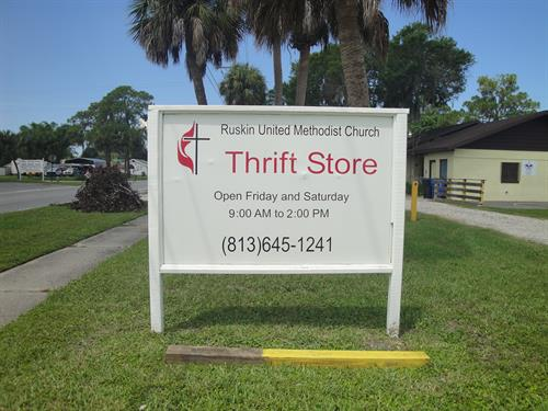 Thrift Store 109 W Shell Point Road