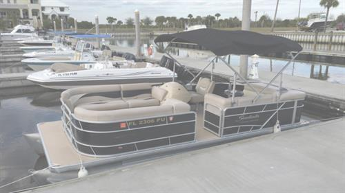Our boats in Ruskin are waiting for you!