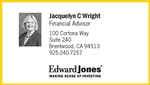 Edward Jones - Jacquelyn C. Wright