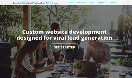 DesignLoyal Custom Websites Designed For Viral Lead Generation