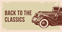 Back to The Classics - Car Show