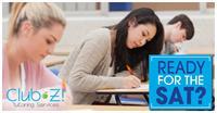 Z Prep! Online SAT Test Prep Class