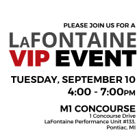 LaFontaine VIP Event