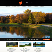 Maple leaf Golf Course