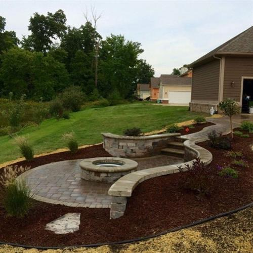 Landscape Design, Installation & Maintainence.