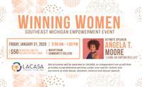 'Winning Women' Event to Benefit LACASA Center