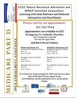 Medicare Open Enrollment Assistance