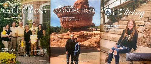 Some of our Publication covers in South East Michigan