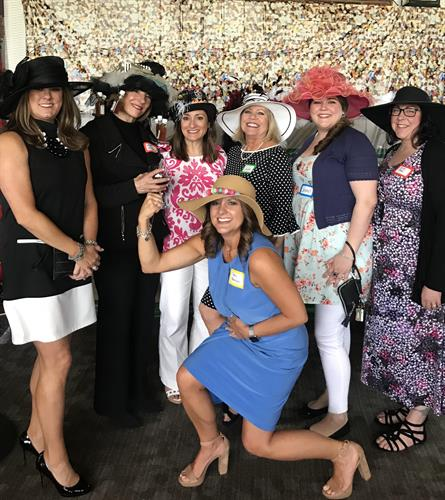 KY Derby Party for Hidden Lake