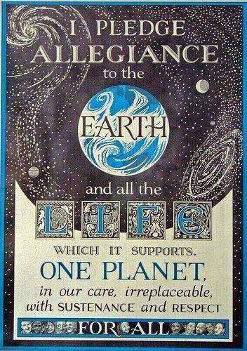 Join Us in Our Pledge to Our Planet