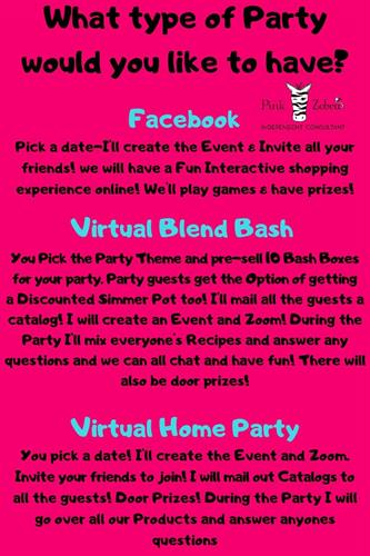 Host party earn Free and 1/2 off items threw michigan sprinkles