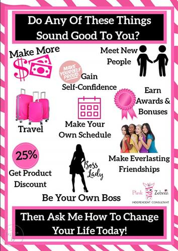 Message me today !! For more info !!