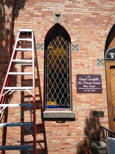 Historical Restorations.
