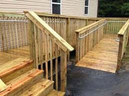 Barrier Free Ramps.