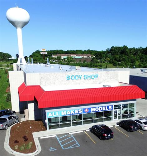 State-Of-The-Art Body Shop