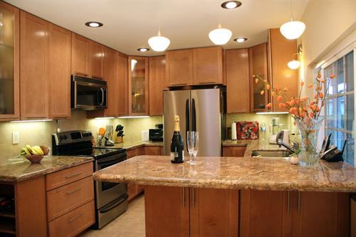 Kitchen Cabinet Restyling