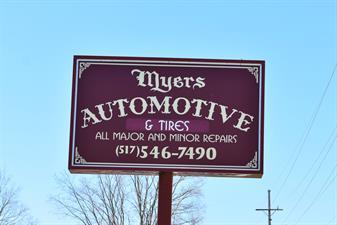 Myers Automotive, Inc.