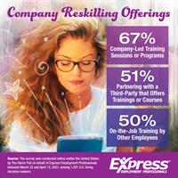 72% of Companies Prefer to Reskill Employees Over Hiring New Ones