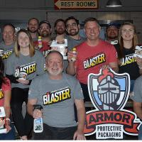 Armor Protective Packaging® Partners with B'laster® Corporation on Metal Rescue Rust Remover and Dry