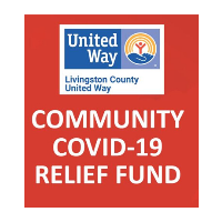 Livingston County United Way seeking donations for Community COVID-19 Relief Fund