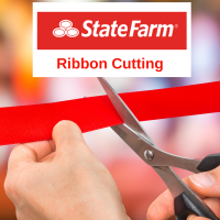 Ribbon Cutting at Justin Clemmons State Farm