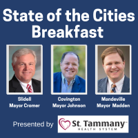 State of the Cities Presented by St. Tammany Health System