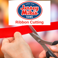 Ribbon Cutting at Jersey Mike's Subs