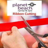 Ribbon Cutting at Planet Beach Mandeville