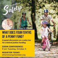 Re-Invest in Safety: What does four-tenths of a penny fund?