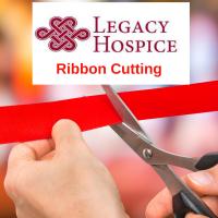 Ribbon Cutting at Legacy Hospice