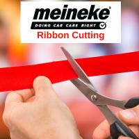 Ribbon Cutting at Meineke Car Care Center
